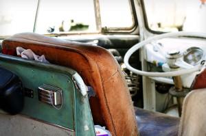 Vana buss